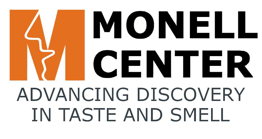 Logo Monell chemical senses center