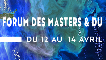 Forum des masters et DU
