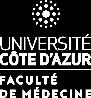 Logo Medecine - Haut - Blanc